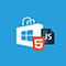 Иконка курса Разработка Windows Store приложений с JavaScript и HTML5.